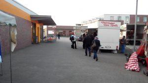 Bild 2: Durchgang bei Bäckerei Andresen
